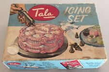 VINTAGE TALA ICING SET IN ORIGINAL BOX WITH INSTRUCTIONS INCLUDED