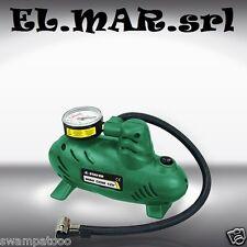 STAYER mini compressore 12 V 90 W portatile per automobile 30 lt/min