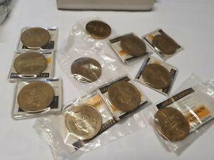 1988 $5 FIve Dollar Commemorative Coin in Commonwealth Bank Flip