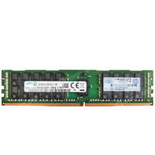 Samsung 16GB DDR4-17000R PC4-21333mhz 288P RDIMM Server Memory For HP 752369-081