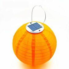 Solar Garden Light Festival Hanging Lantern 7colors LED Lampion Landscape Casual