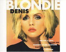 CD BLONDIEdenisHOLLAND DISKY EX (B1568)
