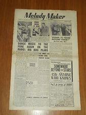 MELODY MAKER 1948 #787 SEPT 4 JAZZ SWING DINAH SHORE GERALDO RONNIE PLEYDELL