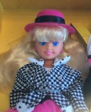 1993 Soccer Party 'N Play Stacie doll NRFB sister of Barbie