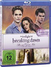 BREAKING DAWN, Bis(s) zum Ende der Nacht, Teil 1 (Blu-ray Disc) Extended Edition