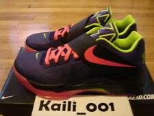 Nike Air Zoom KD IV ID Size 11.5 BHM Galaxy All Star Weatherman Easter Nerf N7 B