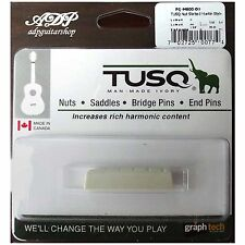 "Sillet  Graph Tech Tusq PQ-M600-00 Acoustic Martin 11/16"" Slotted nut 43.4mm"