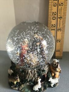 christmas nativity Snowglobe Small