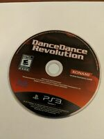 Dance Dance Revolution (Sony PlayStation 3 2010) PS3 Disc Only