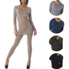 Unifarbene Damen-Anzüge & -Kombinationen in Größe 36 Normalgröße