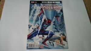 MARVEL COMICS: THE AMAZING SPIDER-MAN- #16 - OCTOBER 2016 - DIRECT EDITION