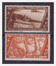 REGNO D'ITALIA 1932  -  DECENNALE DELLA MARCIA SU ROMA  PA    SERIE  NUOVA **