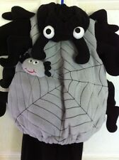 Spider Halloween Costume Old Navy Baby 6-12 Mos. 2 Piece Hooded Body Suit & Vest