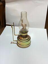 """American Girl Doll 18"""" Addy Retired Needlework Kit Kerosene Lamp ONLY PC"""