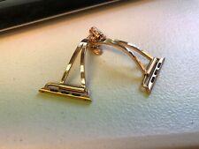 Mia Crystal Cuff Magnetic Wrap Bracelet