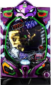 Evangelion 2018 Pachinko Machine Japanese Slot Pinball MANGA Neon Genesis NOW!