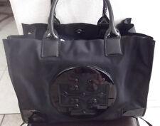 Tory Burch Ella Large Nylon Tote bag in Black
