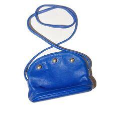 Vintage Liz Clairborne Blue Crossbody Bag