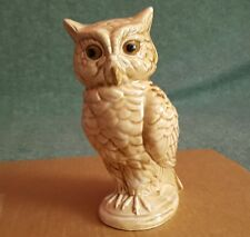 Decorative Ceramic Owl Figurine