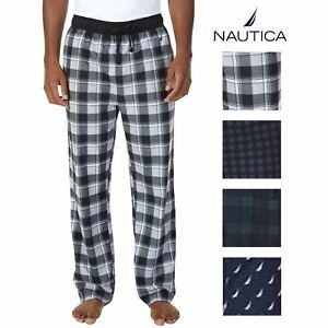 Nautica Mens Fleece Lounge Pant