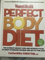 Women's Health Perfect Body Diet The Ultimate Weight Loss And Workout Plan