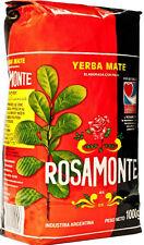 Yerba Mate Tea - ROSAMONTE TRADITIONAL YERBA MATE TEA 2 x 1 KG (ARGENTINA)