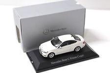 1:43 Norev Mercedes C-Klasse Coupe white DEALER NEW bei PREMIUM-MODELCARS