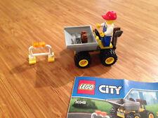 Lego City Town Set 30348 Mini Dumper (2016).