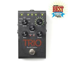 Digitech TRIO Band Creator Bass Drum Guitar Effects Pedal