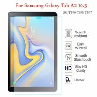Premium Tempered Glass Screen Protector for Samsung Galaxy Tab A2 SM-T590 / T595