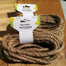 Special! New 26 Feet Decorative Nautical Rope - DIY & Craft Projects Home Decor