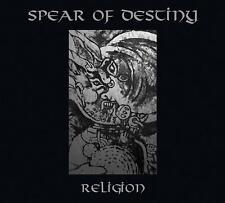 SPEAR OF DESTINY - RELIGION (NEW/SEALED) CD