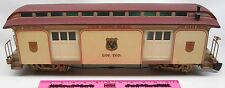 Bachmann 701 The Fast Mail GOV. TOD. New York Central and Lake Shore ~ G scale