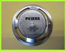 PEIKER LAUTSPRECHER WASSERFEST Ø 70 mm LS70F 8 Ohm 1W @ 1 Stück