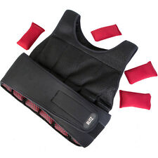 Blitz 9Kg Weighted Battle Vest Martial Arts Exercise Running Fitness Boxing MMA