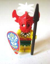 Lego KING KAHUKA Islanders Minifigure Vintage Pirates 1788 6262 6292 6256 6236