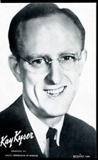 KAY KYSER, ENTERTAINER, VOCALISTS, PROF. OF SWING, BANDLEADER, MUTOSCOPE,  (228