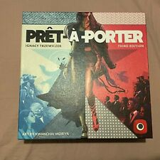Pret-A-Porter: Third Edition - Portal Games - Excellent Condition