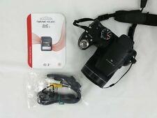 """FujiFilm FinePix S3200 Digital Camera ~ 14MP ~ 24x Zoom ~ 3"""" Display ~ Black"""