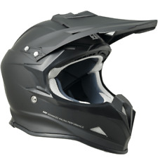 Casco Offroad CGM 601A GROUND Nero Opaco MotoCross Fuoristrada Cross Tg. L