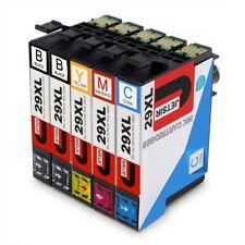 5 Cartucce d'inchiostro Compatibili con Epson 29XL e Modelli XP, Alta Capacità
