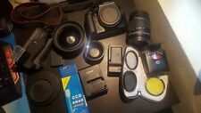 Canon EOS Rebel T3 12.2MP Digital SLR Camera Kit w/ 18-55mm II Lens, and extras!