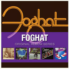 FOGHAT - Original Album Series - 5 CD Boxset