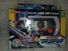 Chousei Kantai Sazer-X N-8 Shark Sazer Light & Sound Command-Pad Konami Japan