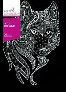 Into The Wild Anita Goodesign Embroidery Machine Designs CD