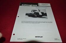 Caterpillar 65B 75 Challenger Tractor Dealer's Brochure DCPA8