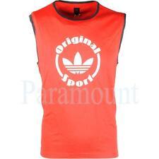 adidas Crew Neck Basic Singlepack T-Shirts for Men
