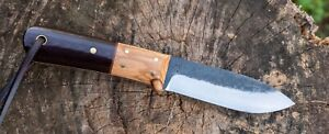 AA Forge Kephart Custom EDC Camp Survival knife 80CrV2