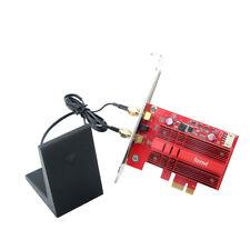 Wireless AC2030 Desktop PCI Express Wi-Fi Adapter 802.11ac BT5.0 For Windows 10
