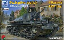 Bronco CB35065 1/35 German Pz.kpfw.35(t) Light Tank